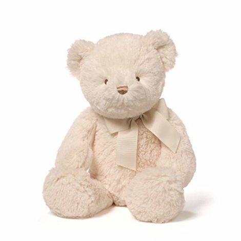 Gund-Baby-Peyton-Stuffed-Teddy-Bear-Cream-0