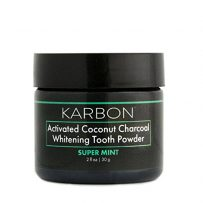 Active-Charcoal-Teeth-Whitening-PowderSuper-Mint-KARBON-By-the-creators-of-Dr-Brite-0