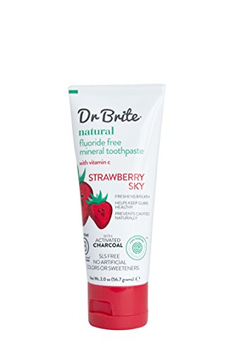 Dr-Brite-Natural-Whitening-Toothpaste-Strawberry-Sky-2-Ounce-0